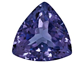 Tanzanite 6.5mm Trillion 0.75ct