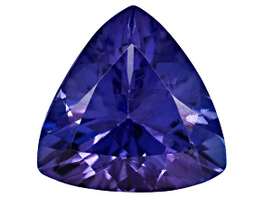 Tanzanite 6.5mm Trillion .75ct