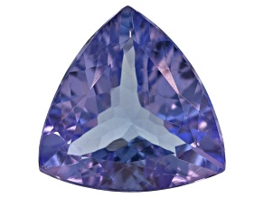 Tanzanite 7.5mm Trillion 1.15ct