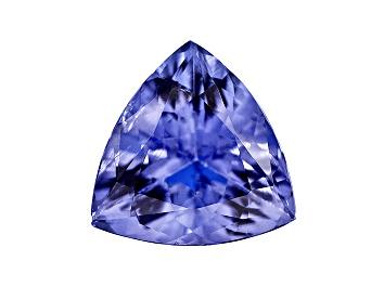 Picture of Tanzanite 7mm Trillion 1.00ct