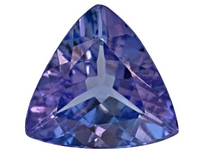 Tanzanite 6mm Trillion .50ct