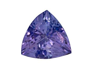 Picture of Tanzanite 6mm Trillion 0.75ct