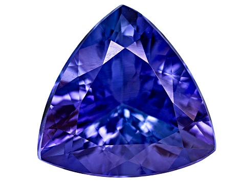 Tanzanite 10.5mm Trillion 3.50ct