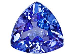 Tanzanite 9.5mm Trillion 2.50ct