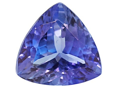 Tanzanite 9mm Trillion 2.25ct