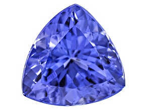Tanzanite 9.5mm Trillion 2.70ct