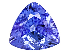Tanzanite 10.5mm Trillion 3.25ct
