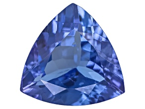 Tanzanite 6.5mm Trillion .70ct