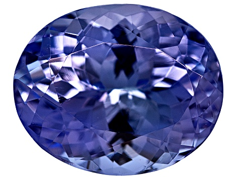 Tanzanite 10x8mm Oval 3.25ct