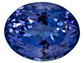 Tanzanite 9x7mm Oval 2.25ct
