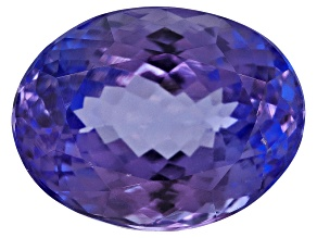 Tanzanite 9.71x8mm Oval 2.75ct