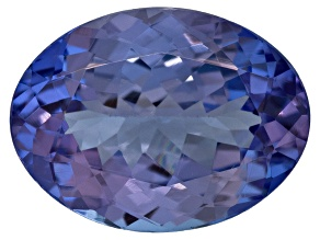 Tanzanite 8.5x6.5mm Oval 1.25ct