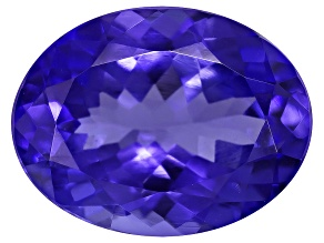 Tanzanite 9.5x7.5mm Oval 2.00ct