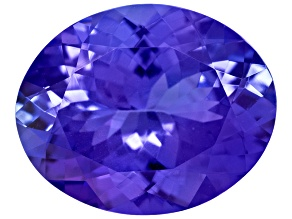 Tanzanite 10.5x8.5mm Oval 2.75ct