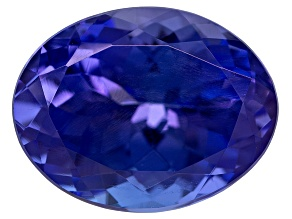 Tanzanite 9.5x7.5mm Oval 2.50ct