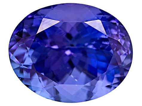 Tanzanite 10.5x8.5mm Oval 3.50ct