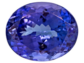 Tanzanite 12x10mm Oval 5.50ct