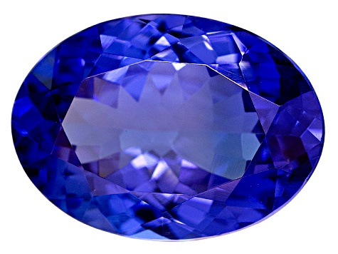 Tanzanite 14x10mm Oval 6.00ct