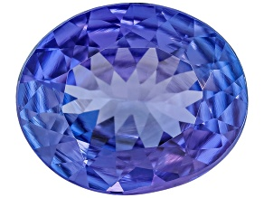 Tanzanite 12x10mm Oval 3.50ct