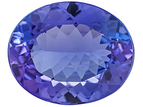 Tanzanite 12x10mm Oval 4.00ct