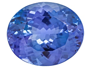 Tanzanite 12x10mm Oval 5.00ct