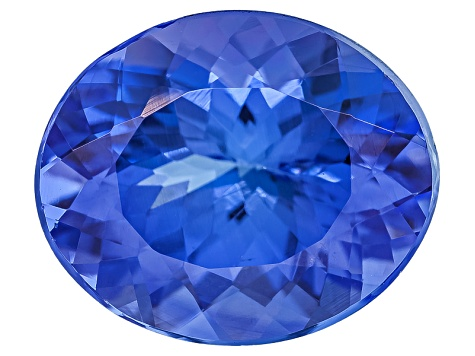 Tanzanite 11.5x9.5mm Oval 4.00ct