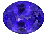 Tanzanite 10.5x8.5mm Oval 3.00ct