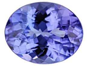 Tanzanite 10x8mm Oval 2.50ct