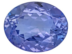 Tanzanite 10x8mm Oval 2.45ct