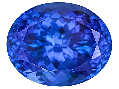 Tanzanite 10x8mm Oval 3.75ct