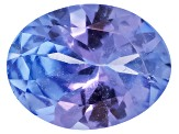 Tanzanite 7.5x5.5mm Oval 0.75ct