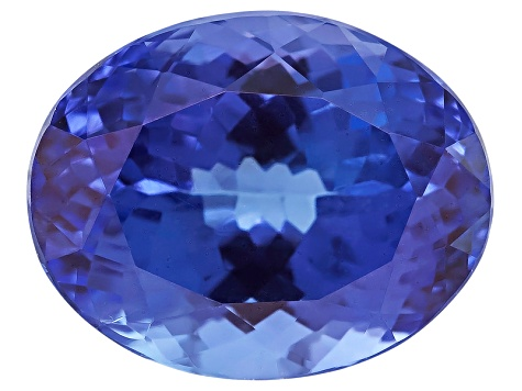 Tanzanite 9.5x7.5mm Oval 3.00ct