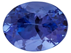 Tanzanite 8.5x6.5mm Oval 2.25ct