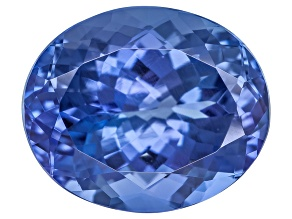 Tanzanite 12x10mm Oval 5.75ct