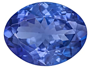 Tanzanite 9x7mm Oval 1.40ct