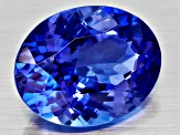 Tanzanite 9x7mm Oval 1.50ct