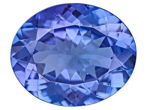Tanzanite 11x9mm Oval 2.95ct