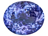 Tanzanite 11x9mm Oval 3.70ct