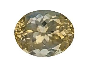 Bi-Color Tanzanite 10x8mm Oval 3.00ct