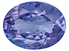 Tanzanite 9x7mm Oval 1.45ct