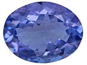 Tanzanite 8.5x6.5mm Oval 1.35ct
