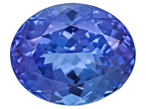 Tanzanite 12x10mm Oval 5.25ct