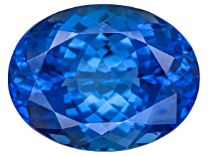 Tanzanite 14.01x10.75mm Oval 7.57ct