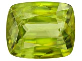 Sphene 9x7.5mm Rectangular Cushion 3.02ct