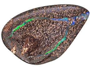 Yowah Boulder Opal in Matrix Free Form Cabochon 15.00ct