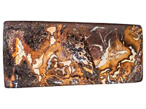 Yowah Boulder Opal in Matrix Free Form Cabochon 100.00ct