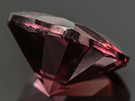Tanzanian Red Zircon Min 2.00ct  7mm Square Cushion
