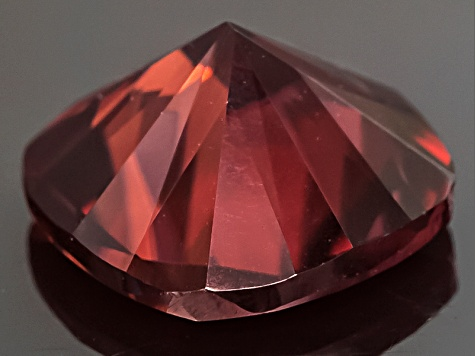 Tanzanian Red Zircon Min 1.75ct 7mm Square Cushion