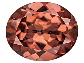 Imperial Zircon 11x9mm Oval 4.90ct