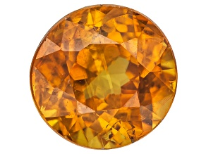 Sphene 6mm Round .80ct